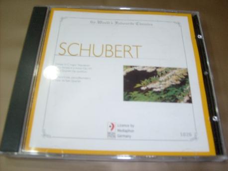 [수입 CD] Franz Schubert - 1026