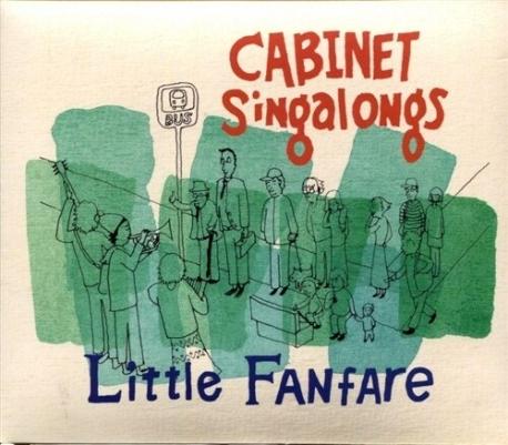 Cabinet Singalongs (캐비넷 싱얼롱즈) 1집 - Little Fanfare