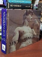 MICHELANGELO -미켈란젤로- 영문판- Trewin Copplestone- 하드커버- 315/242/45 옆으로 길고두꺼운책- -초판-절판된 귀한책-아래사진,설명참조-