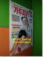 가루지기 제2호 (고우영본격성인만화/문예원/1988.2.25(초판)/149쪽/상급)