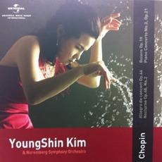 [미개봉] 김영신 (YoungShin Kim) / 쇼팽 : 피아노 작품집 & 피아노 협주곡 2번 (Chopin : Piano Concerto No.2) (Digipack/미개봉/DU8599)