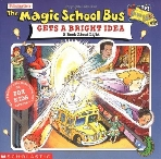 The Magic School Bus: Gets A Bright Idea, The: A Book About Light  (ISBN: 043910274x)