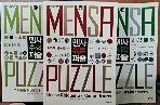 멘사 퍼즐 - 수학, 위트, 시각(전3권)