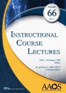Instructional Course Lectures 2017(Vol.66) (American Academy of Orthopaedic Surgeons)