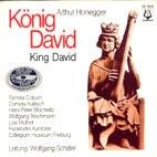 Wolfgang Schafer / 오네거 : 다비드 왕 (Honegger : King David) (2CD/수입/CD74523)