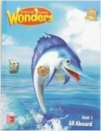 McGraw-Hill Reading Wonder unit 3 All Aboard (CD포함)(무료배송)