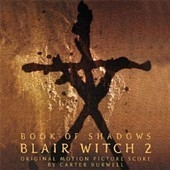O.S.T. (Carter Burwell) / Blair Witch 2: Book Of Shadows - Score (수입)