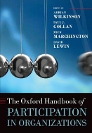 The Oxford Handbook of Participation in Organizations (Paperback)