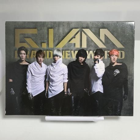 지아이엠 EP앨범 - Brand new world