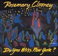 Rosemary Clooney / Do You Miss New York? (일본수입)