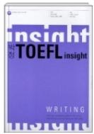 박정 TOEFL INSIGHT Writing - 박정 토플 인사이트 라이팅,2006(CD있음) 초판3쇄