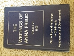 The writings of anna freud(hardcover
