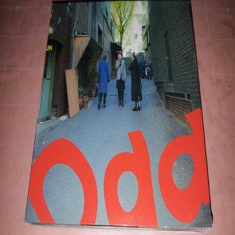 샤이니 4집 - Odd (B Ver.)