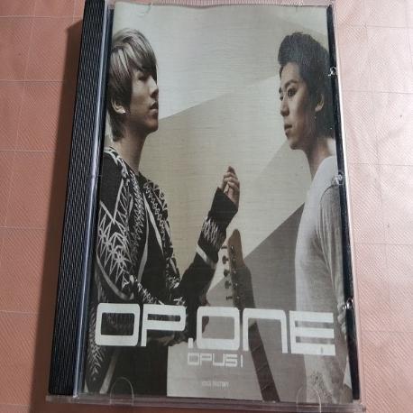 오피원 싱글 - OPUS 1