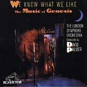 David Palmer, The London Philharmonic Orchestra / We Know What We Like (The Music Of Genesis) (수입)