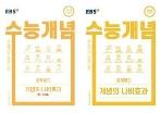 EBSi 강의노트 수능개념 국어 윤혜정의 개념의 나비효과 (2021년용)-미니과제포함/2권세트