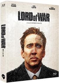 [블루레이] 로드 오브 워 (Lord Of War) [풀슬립 넘버링 한정판] 24p.북릿/아웃케이스 포함