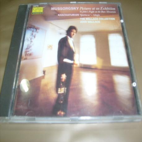 [수입 CD] Modeste Mussorgsky / Aram Khachaturian