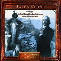 [미개봉]  V.A. / Jules Verne : Le Tour Du Monde En 80 Jours (Audiobook/수입/미개봉)