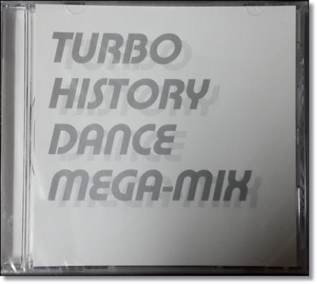 터보 - 댄스 메가 믹스 (Turbo History Dance Mega-Mix ) 새것같은 개봉