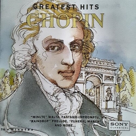 Frederic Chopin - Chopin Greatest Hits