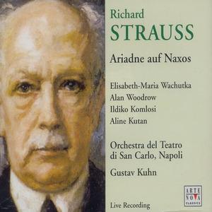 [미개봉] Gustav Kuhn / Strauss : Ariadne Auf Naxos (2CD/수입/미개봉74321770732)