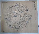 천하도(天下圖) 지도 :조선시대 지도