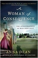 A Woman of Consequence (Hardcover) - The Investigations of Miss Dido Kent