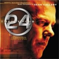 O.S.T. (Sean Callery) / 24 (Twenty Four) Season 4 & 5 (수입)