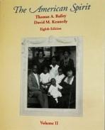 The American Spirit(Paperback, 8)