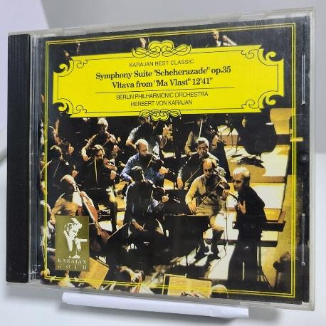 Karajan Best Clssic Vol.19 - Nikolai Rimsky-Korsakov  Symphony Suite