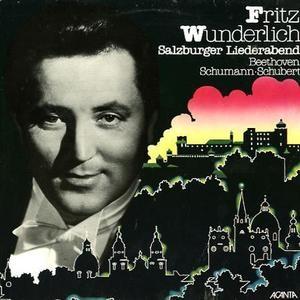 Fritz Wunderlich / 잘츠부르커 리더아벤드 [가곡집] (Salzburger Liderabend) (SKCDL0195)