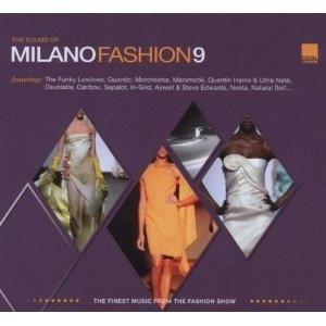 V.A. / Milano Fashion 9 (2CD/Digipack/수입)