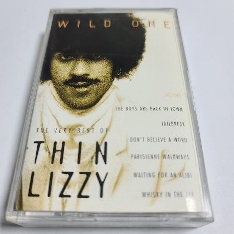 (중고Tape) Thin Lizzy - Wild one : The very best of