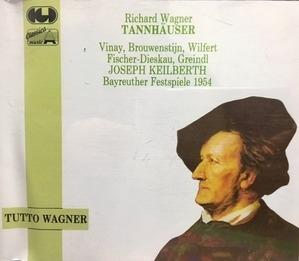 Joseph Keilberth / Wagner : Tannhauser (3CD/수입/34032)