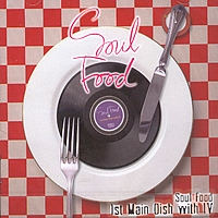 [미개봉] 소울푸드 (Soul Food) - 1집 1st Main Dish With Iv
