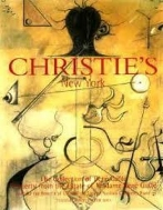 Christie's New York 9854, The Collection of Rene Gaffe, Tuesday 6 November 2001 (Hardcover)