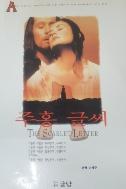 주홍 글씨 - 1995년 가을, 나다니엘 호돈이 다시 태어났다.『이혜주편역 소설』 1판1쇄