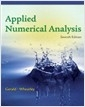 Applied Numerical Analysis (7th Edition, Paperback)