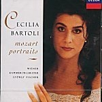 Cecilia Bartoli / 모차르트 : 포트레이트 (Mozart Portraits) (수입/D104923)
