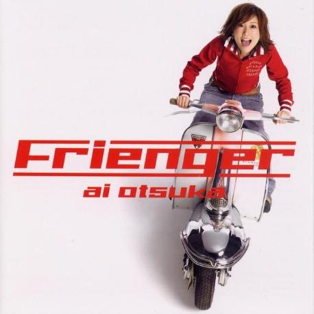 [수입] Ai Otsuka - Frienger (Single)