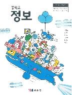 중학교 정보 교과서 (와이비엠-배영권)