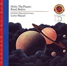 홀스트 행성들 라벨 볼레로 Lorin Maazel Host The Planets / Ravel Bolero
