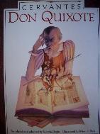 Cervantes Don Quixote (Hardcover)