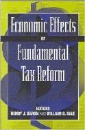 Economic Effects of Fundamental Tax Reform (ISBN : 9780815700586)