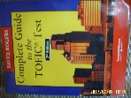 THOMSON / 제2판 Complete Guide to the TOEIC Test + CD2장 / BRUCE ROGERS -꼭 아래참조