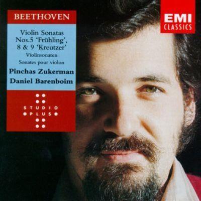 Pinchas Zukerman / Daniel Barenboim - 베토벤 바이올린 소나타