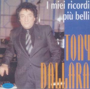 [미개봉] Tony Dallara / I Miei Ricordi Piu Belli (미개봉)
