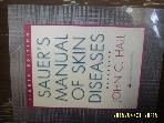 LIPPINCOTT WILLIAMS / SAUERS MANUAL OF SKIN DISEASES 제8판 / JOHN C. HALL -아래참조