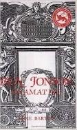 Ben Jonson : Dramatist (Paperback)